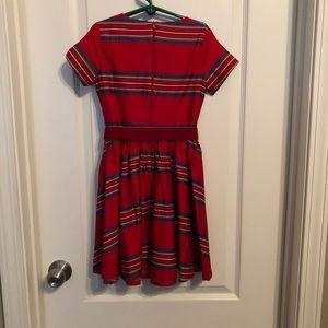 Lands' End Dresses - Land's End Girl's Christmas dress